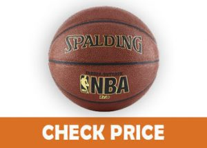 3. Spalding NBA Zi O Indoor Outdoor Basketball,