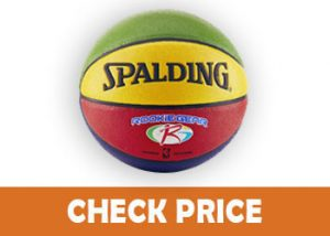 Spalding Rookie Gear Indoor Outdoor Composite Basketball,