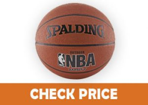 Spalding Varsity Rubber Outdoor Basketball