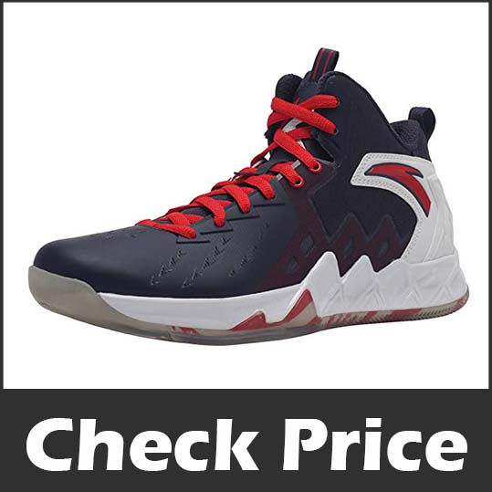 ANTA Men's KT2 Basketball Shoes