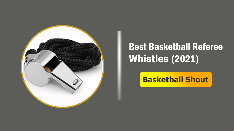 Best Basketball Whistles