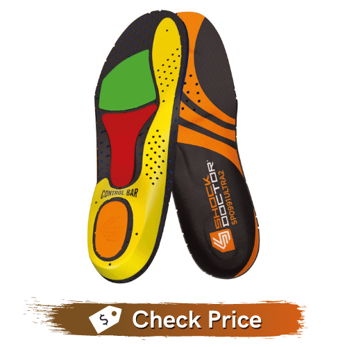 Best rated Basketball Insoles