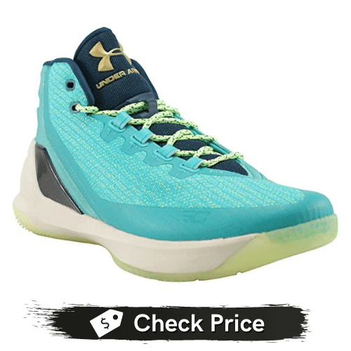 Under Armor Men's Curry 3 Basketball Shoes